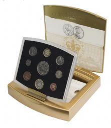 2002 Royal Mint Executive Proof Set for sale
